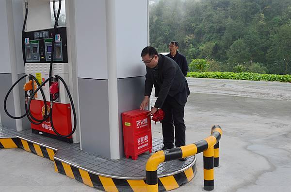 丰都县龙河镇:全力抓好冬季危化品安全监管