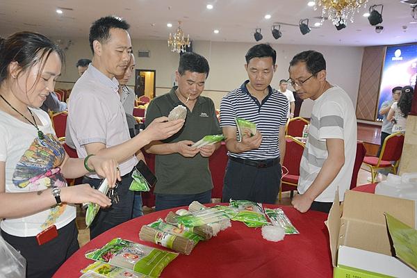 熙诗沙龙联谊会暨产品推广会 吸引区外企业共谋发展