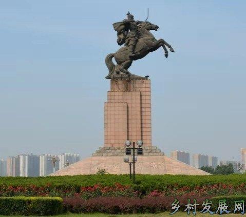 河北省邯郸乡村发展网